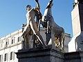 Piazza Quirinale uno dei Dioscuri.jpg
