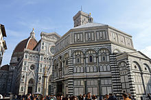 Duomo e battistero di Firenze