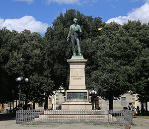 Monument to Bettino Ricasoli, Florence - Monument to Bettino Ricasoli, Florence