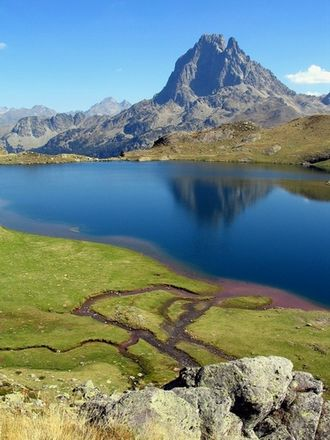 Pyrénées National Park - Pic du Midi d'Ossau