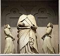 Piero di giovanni tedesco, san vittore tra due angeli, 1394-96.JPG