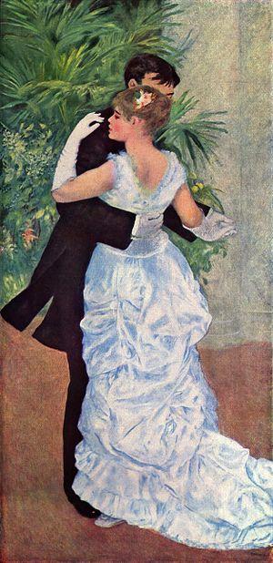 Dance in the City - Image: Pierre Auguste Renoir 019