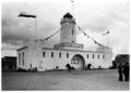 Pierwsza Pomorska Wystawa Rolnictwa i Przemysłu 1925 w Grudziądzu, pawilon morski 01.png