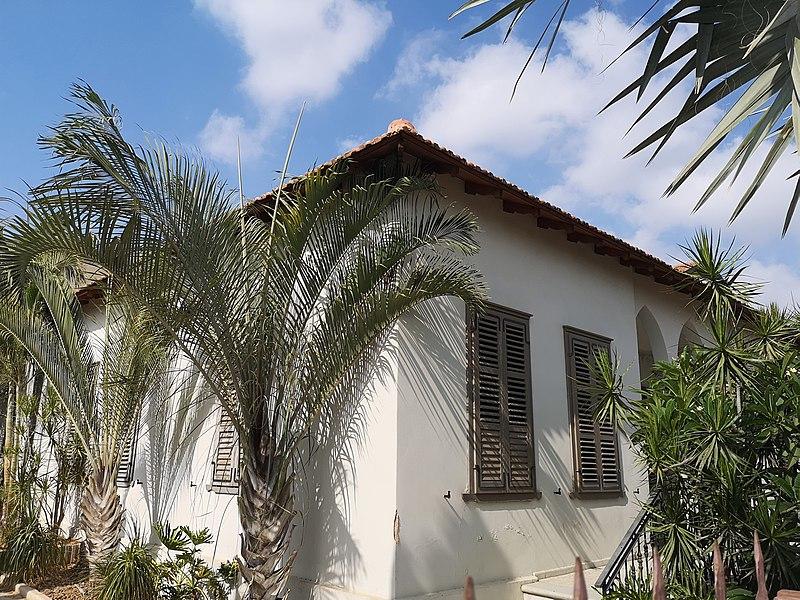 בית ליפשיץ והמאפייה בנחלת יהודה