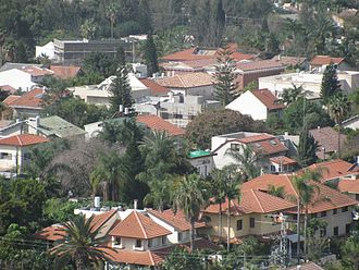 Ramat HaSharon - Neighborhood in Ramat Hasharon