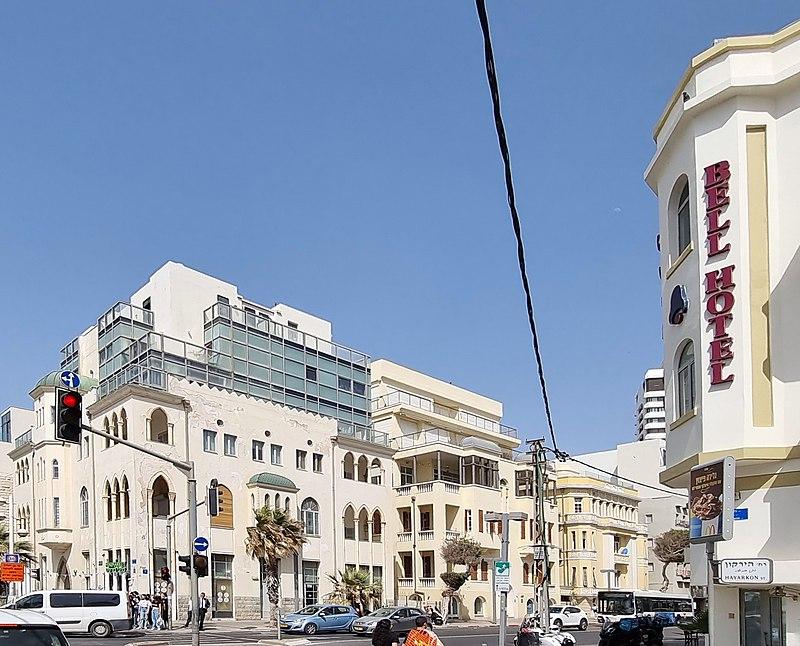 בית אוסישקין בתל אביב