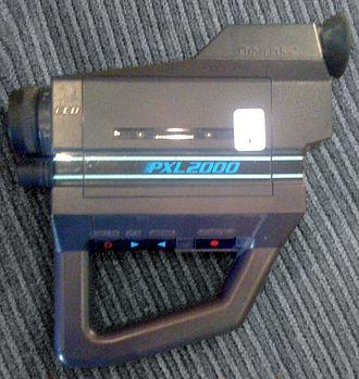 PXL-2000 - The PXL2000 video camera