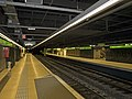 Plaça del Centre station platforms.jpg