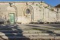 Place royale du Peyrou, southwestern wall 03.jpg