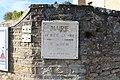 Plaque jumelage Ausonia Berzé Ville 2.jpg