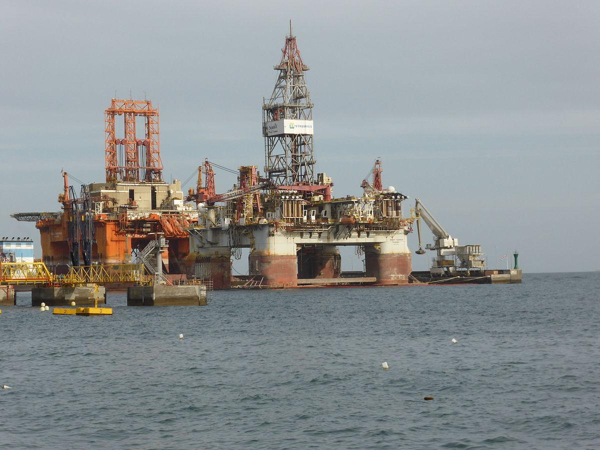 Plataforma petrolífera - Wikipedia, la enciclopedia libre