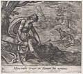 Plate 95- The Death of Hyacinthus (Hyacinthi cruor in florem sui nominis), from Ovid's 'Metamorphoses' MET DP866548.jpg