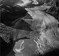 Plateau Glacier, tidewater glacier terminus, August 29, 1964 (GLACIERS 5771).jpg