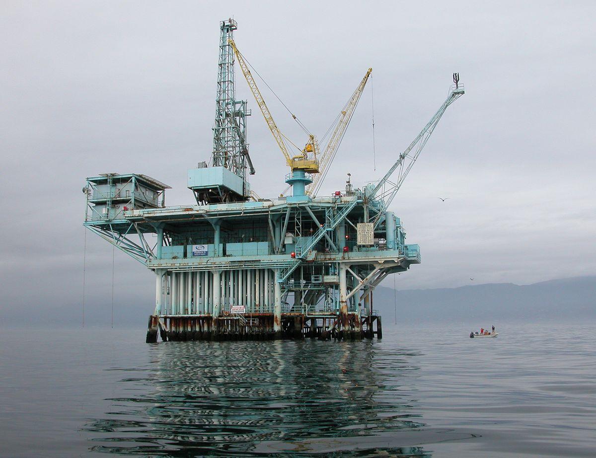 California Offshore Oil Platforms : Dos cuadras offshore oil field wikipedia
