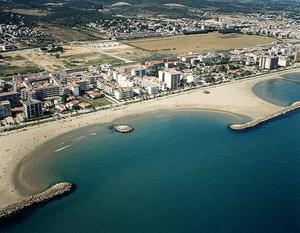 Cunit - Image: Playas Calas