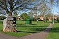 Playing fields - Comeytrowe - geograph.org.uk - 1249192.jpg