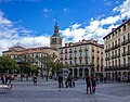 Plaza Mayor - Segovia, Spain - panoramio.jpg