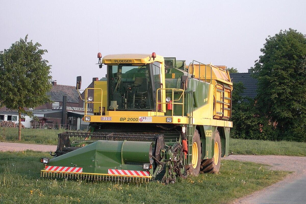 Bean Harvester Wikipedia