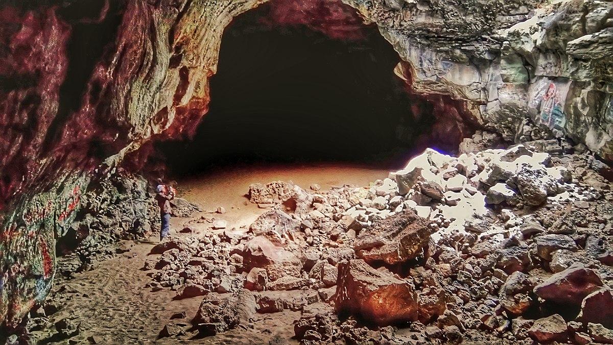 pluto s cave wikipedia