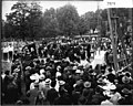 Podium group at Cornerstone Laying Ceremony for new Miami University Administration Building 1907 (3199654133).jpg