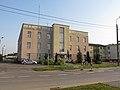 Podlaskie - Wysokie Mazowieckie - Wysokie Mazowieckie - KPP 20110827 02.JPG