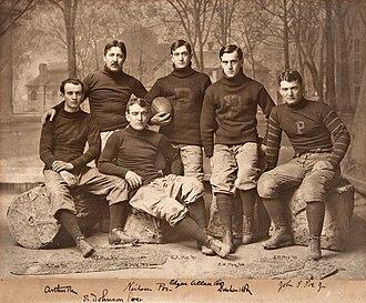 Poe brothers - L to R: Arthur Poe, Samuel Johnson Poe, Neilson (Net) Poe, Edgar Allan Poe, Gresham Poe and John Prentiss Poe Jr.