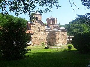 Poganovo Monastery - View of the Poganovo monastery.
