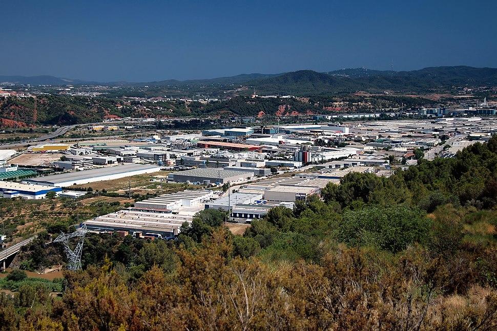Polígon Industrial Aquiberia - panoramio