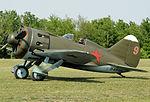 Polikarpov I-16, Private JP6859828.jpg