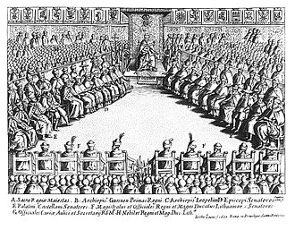 Sejm of the Polish–Lithuanian Commonwealth - Sejm during the reign of Sigismund III Vasa (1587–1632)