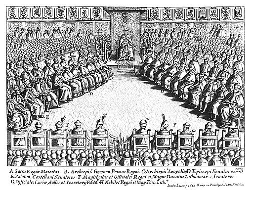 Polish Sejm under the reign of Sigismund III Vasa
