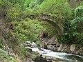Ponte de San Xurxo, río Lérez, Cotobade, Pontevedra, Galicia, España.jpg