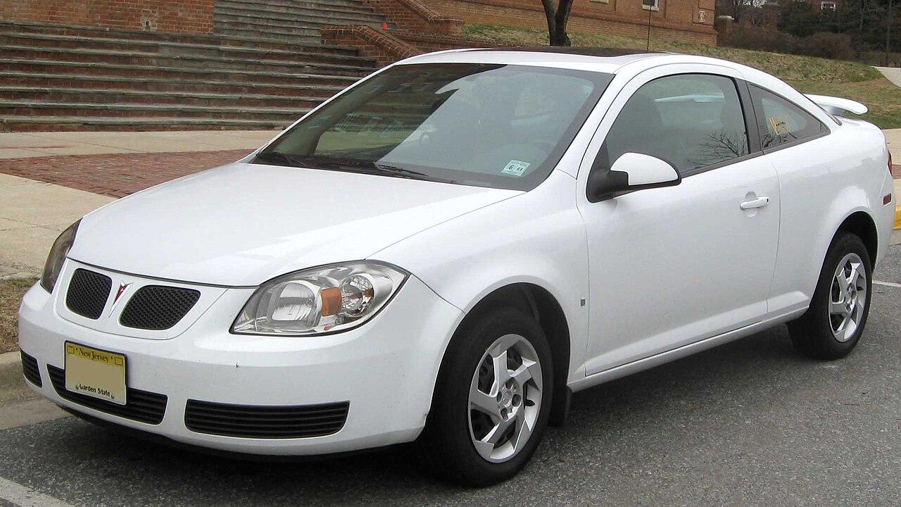 Pontiac G Car Cover