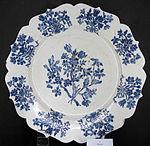 Porcellana ginori di doccia, piatto 1750 ca., collez. privata.JPG