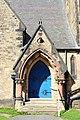 Porch of Trinity with Palm Grove Church, Oxton.jpg