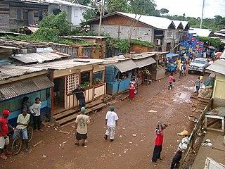 Port Kaituma Place in Barima-Waini, Guyana