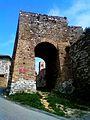 Porta san francesco, castello al monte.jpg