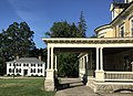 Porte-cochere at Burleigh-Davidson Building, Berwick Academy, South Berwick, Maine.jpg