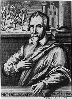 Portrait of Michael Servetus. Wellcome M0009083.jpg
