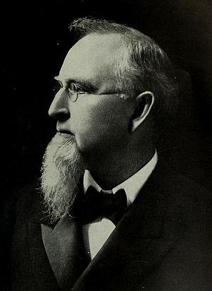 Thomas H. Carter - Image: Portrait of Thomas H. Carter