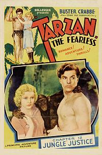 Poster - Tarzan the Fearless 01.jpg
