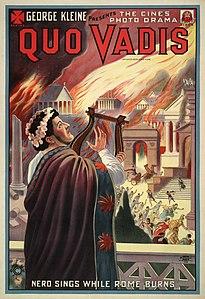 Plakat for Quo Vadis (stumfilm fra 1913) .jpg