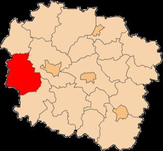 Nakło County County in Kuyavian-Pomeranian, Poland
