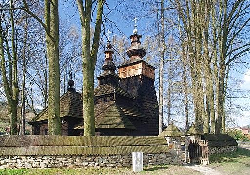 Powroźnik, cerkiew św. Jakuba (HB8)