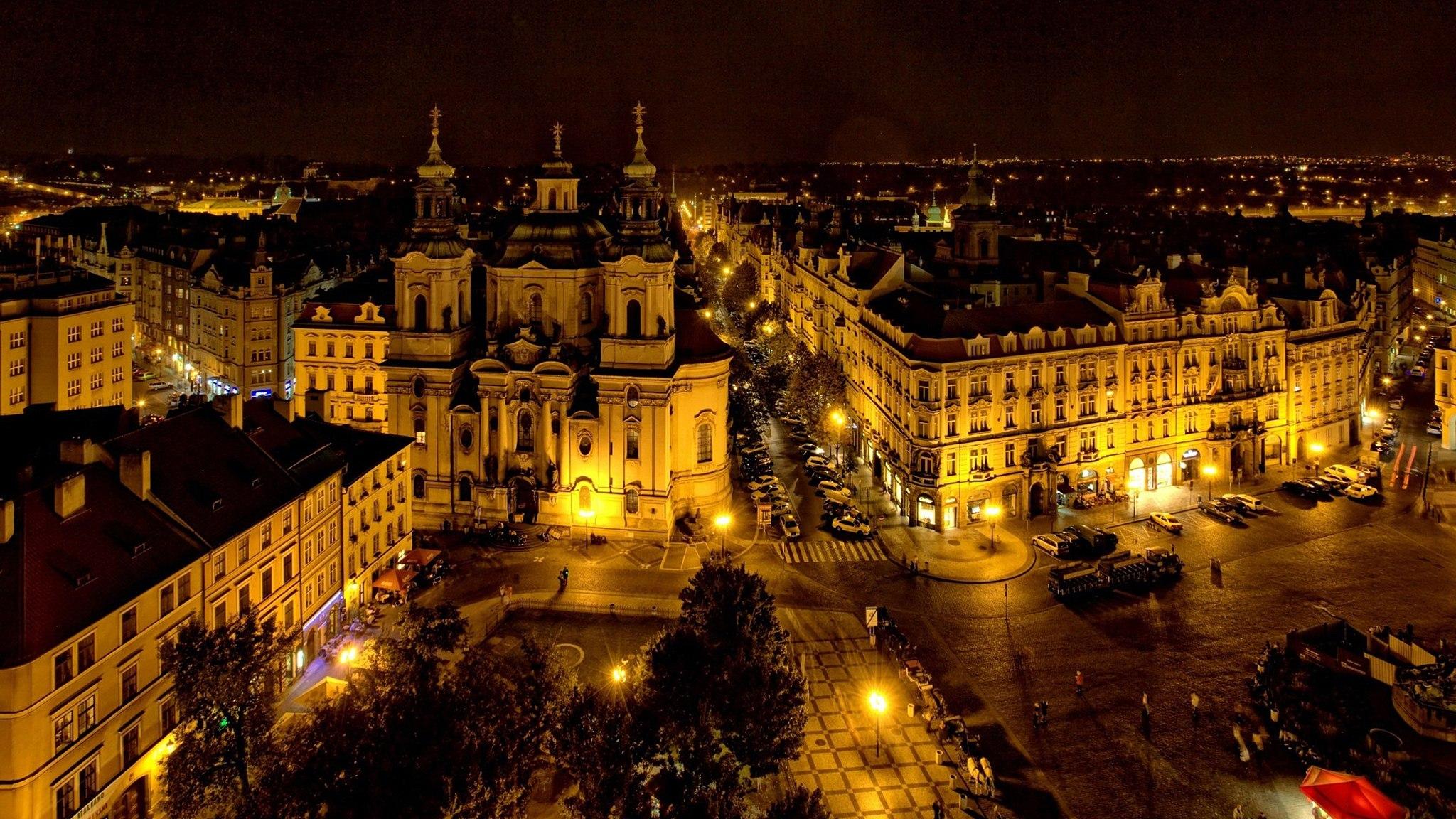 Prague - night