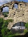 Praha Vysehrad stary palac lod 20052006.JPG
