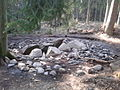 Prehistoric grave 2500 Jahre BC.jpg