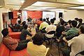 Presentation Session - Wikilearnopedia - Oxford Bookstore - Kolkata 2015-08-23 3660.JPG