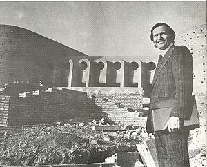 Damavand College - Image: President D. Ray Heisey