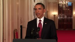 Datoteka:President Obama on Death of Osama bin Laden.ogv